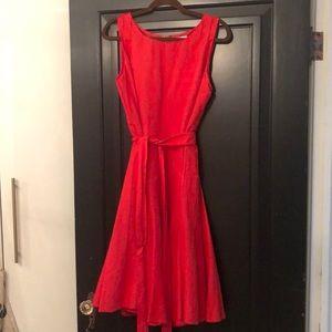 A Line Calvin Klein dress